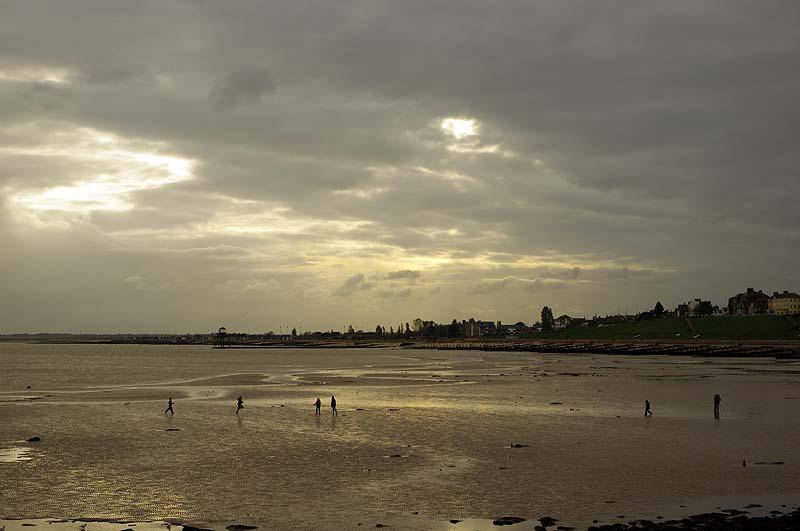 Twilight at Dovercourt
