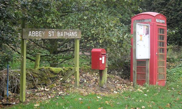 Abbey St Bathans