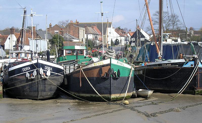 St Osyth harbour