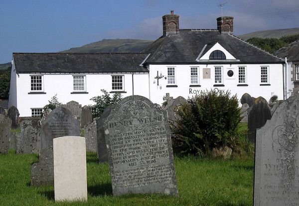 Bridestowe churchyard