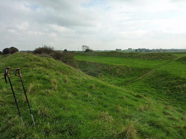Little Sodbury hill fort