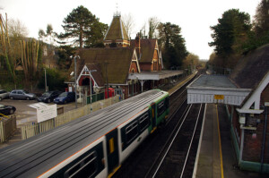 Boxhill & Westhumble station
