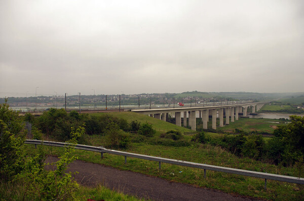 The Medway bridges