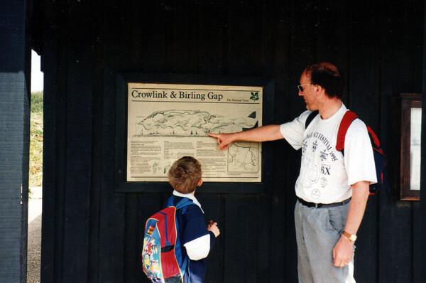 Exceat visitors' centre