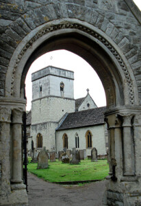 Betchworth churchyard