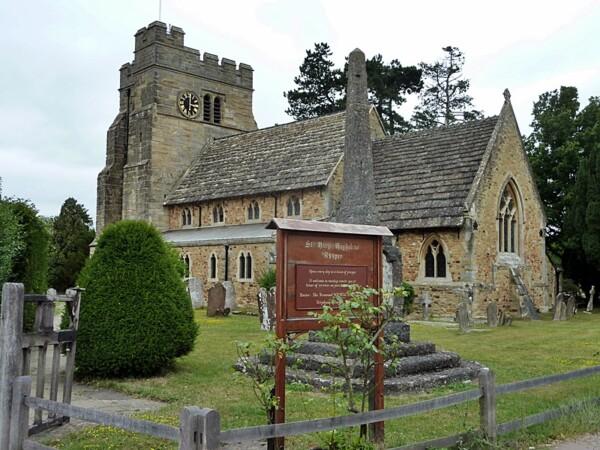 Rusper church