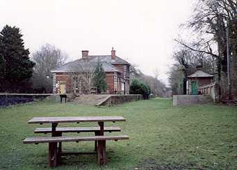 Clare old station