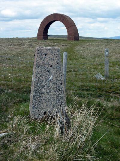 Striding Arch