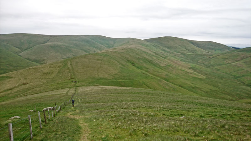 south of White Law