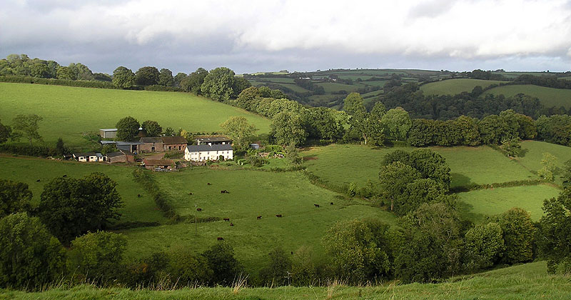 north from Ridge