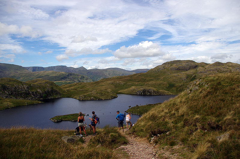 Angle Tarn, Lake District